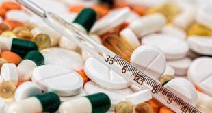 medicamentos variados que podem causar intoxicação medicamentosa