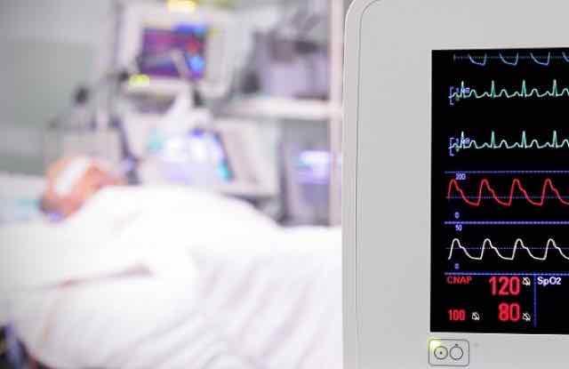 paciente em ventilação mecânica na emergência