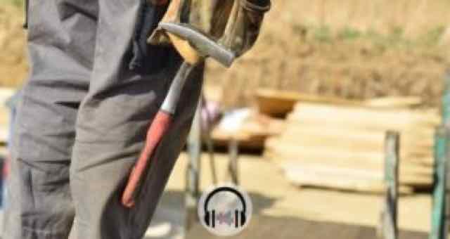 trabalhador de uma construcao civil