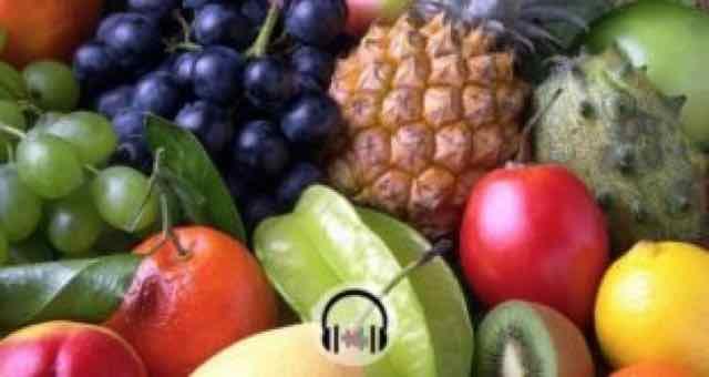 frutas diversas
