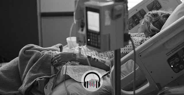 paciente na UTI