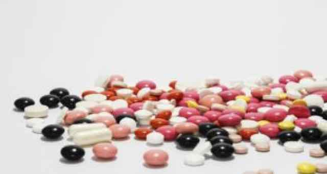 Pílulas da substância cuja produção foi proibida pela FDA e Anvisa devido aos efeitos colaterais.
