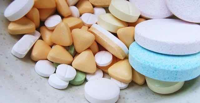 comprimidos diversos