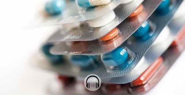 caixas de antibioticos