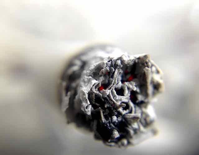 cessação do tabagismo - cigarro