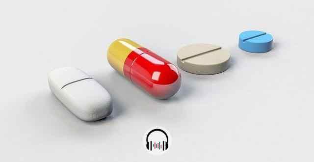 quatro tipo de farmacos