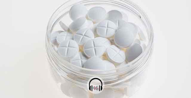 caixa com medicamentos