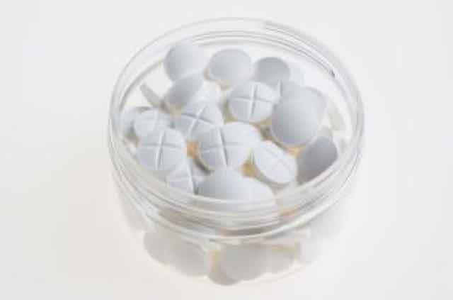 capsulas de medicamento