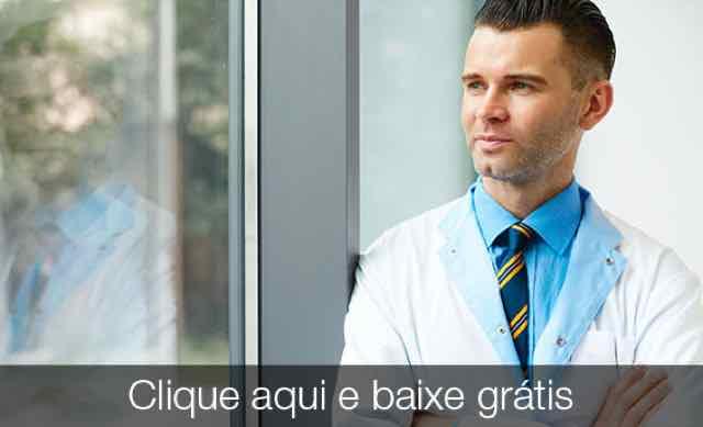 medico refletindo sobre o seu futuro