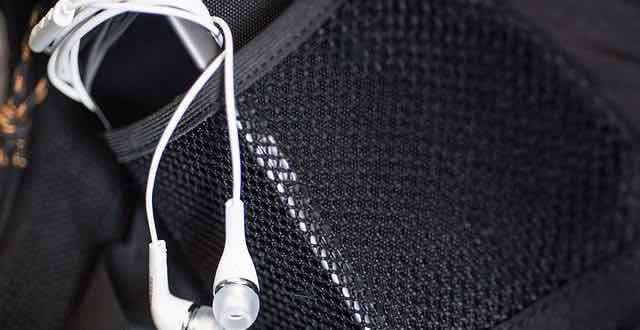 fones de ouvido no celular