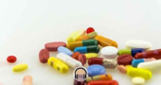 pilulas de medicamentos