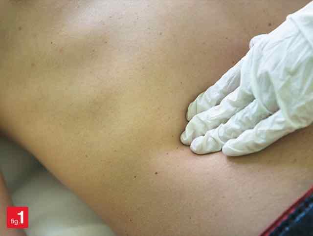 exame abdominal