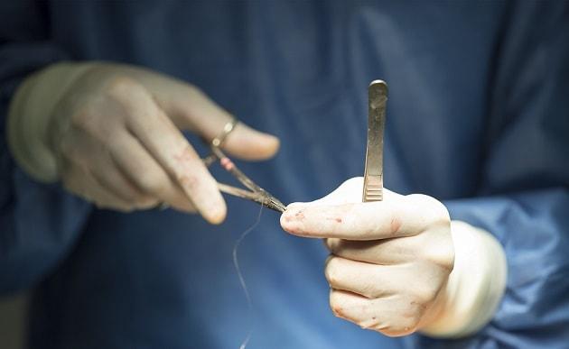 sutura - SUTURA SUSPENSÓRIA PERIODONTAL