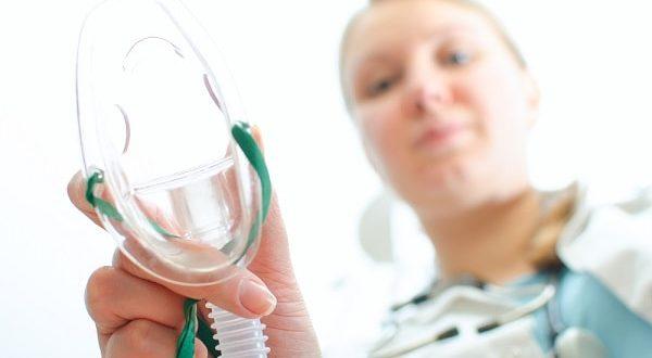 ventilação não invasiva