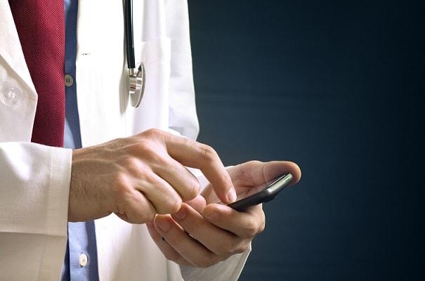 medico no celular