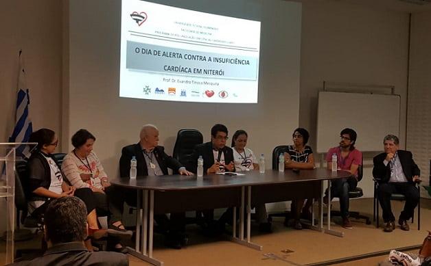 Dia do Alerta da Insuficiência Cardíaca em Niteroi