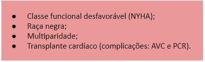 Miocardiopatia Periparto