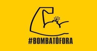 #BombaTôFora anabolizantes