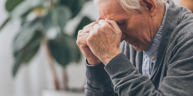 Resultado de imagem para depressão em idosos