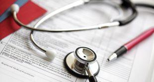 documentos médicos em uma recusa terapêutica