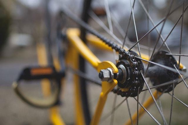 lesões no ciclismo