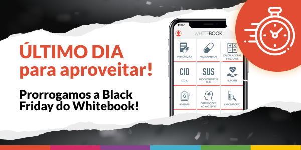black friday whitebook, maior desconto do ano