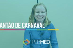 plantão de carnaval