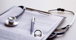 prontuário médico de paciente com covid-19