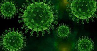 Representação gráfica do novo coronavírus, causador da Covid-19 que pode gerar complicações para pacientes com Miastenia Gravis