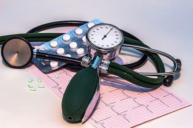 Métodos utilizados para controle e acompanhamento de pressão arterial