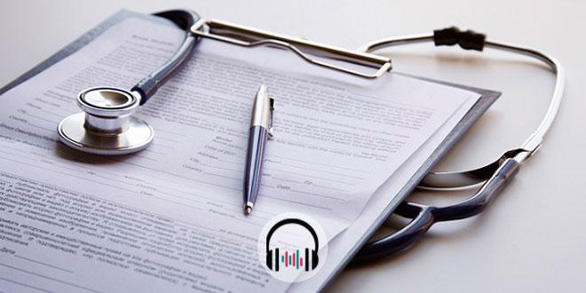 prontuário médico com corticoide para covid-19
