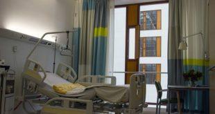 Ambiente hospitalar onde podem ocorrer infecções por Pseudomonas aeruginosa