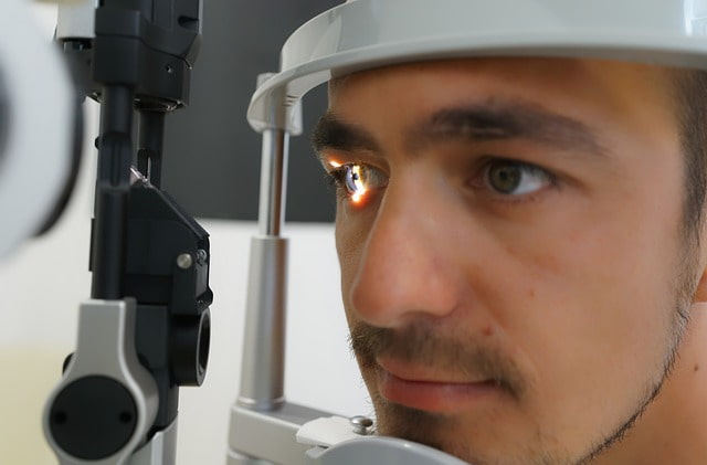 Consulta para verificação de glaucoma durante a pandemia de Covid-19