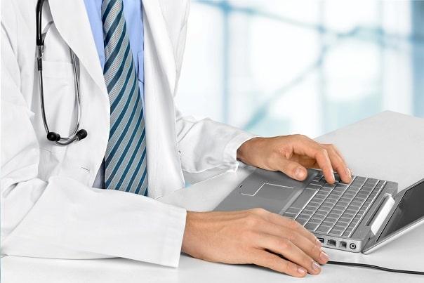 Telemedicina com paciente pediátrico neurológico