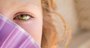 Crianças podem apresentar manifestações oculares à infecção por Covid-19