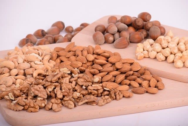 Consumo de nozes faz parte de uma alimentação saudável principalmente em gestantes para melhorar a função renal