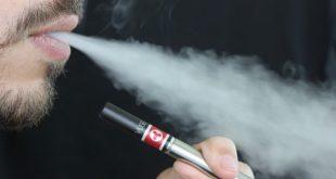 Uso de cigarro eletrônico entre jovens cria problemas de saúde