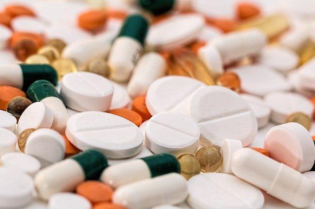 medicamentos variados para proteção cardiovascular