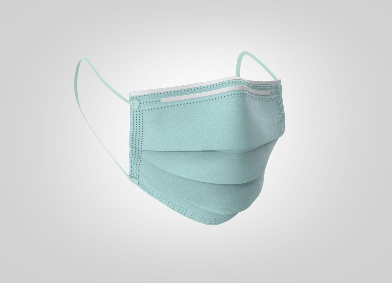 Nova máscara cirúrgica antiviral promete proteger contra vírus por até 12 horas