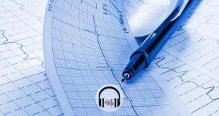 eletrocardiograma representando o congresso AHA 2020