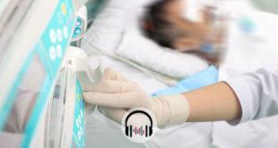 paciente internado em terapia intensiva representando CBMI 2020