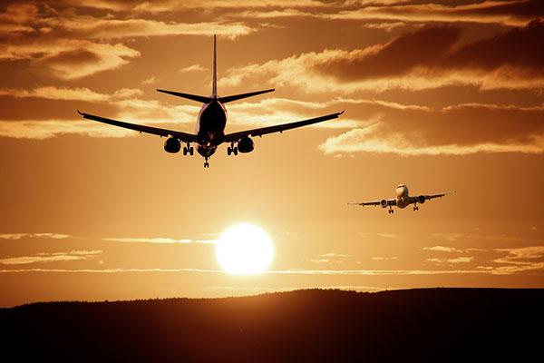 Há segurança nos voos ou é possível a infecção por coronavírus?