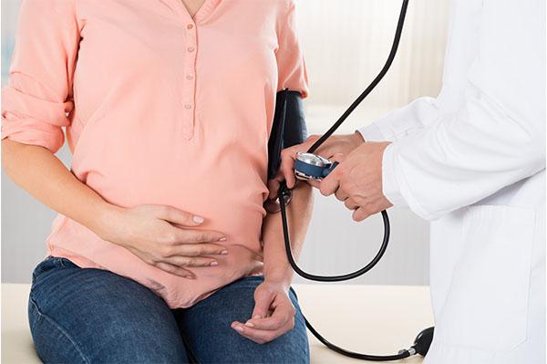 Estudo sobre influenza na gravidez.