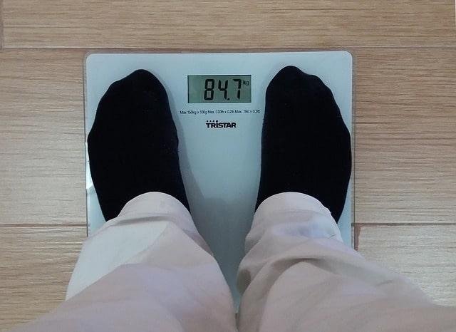 Pessoa se tratando com liraglutida para obesidade