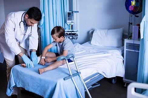 Prevenção de acidentes para deixar crianças mais seguras