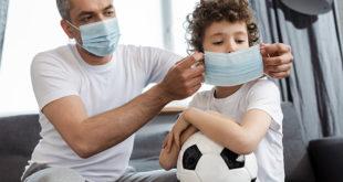 Estudo publicado recentemente fala sobre a maior preocupação de pais e profissionais pediátricos: máscaras faciais em crianças?