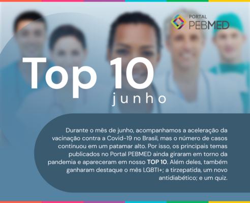 Top 10 junho